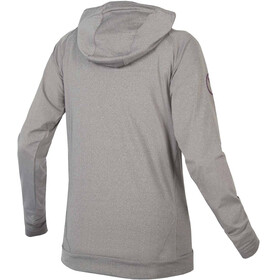Endura SingleTrack Hoodie Women grey